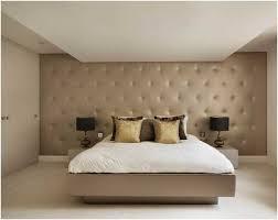 revetement mural chambre décoration chambre revêtement mural simili cuir capitonné