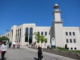 Map Of Milwaukee Islamic Society Of Milwaukee Doors Open Milwaukee