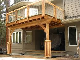 Covered Patio Designs Pictures by Garage With Covered Patio Plans Contemporary Storage Creative And