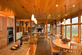 Lakehouse Floor Plans Barndominium Floor Plans For A Traditional Kitchen With A Floating