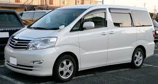 toyota alphard 3 0 2007 auto images and specification