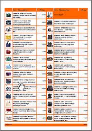 Wholesale Price Sheet Template Wholesale Price List Template
