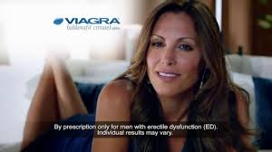 new viagra commercial actress football why e d commercials are a hard sell