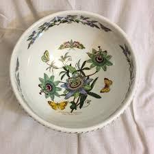 Portmeirion The Botanic Garden by Best Portmeirion Botanic Garden Large Serving Bowl For Sale In