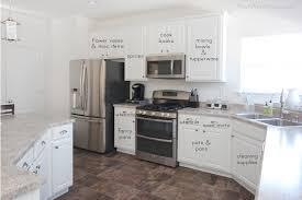 Organize Kitchen Ideas Kitchen Kitchen Cabinet Organization How To Nest For Less In