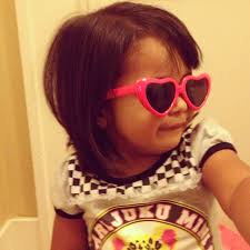 styling two year hair toddler bob victoria beckham hair style on a two year old so