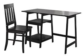 small black writing desk homelegance daily writing desk and chair black 4694bk 15