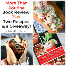 more than poutine book review plus lobster roll and donair recipes