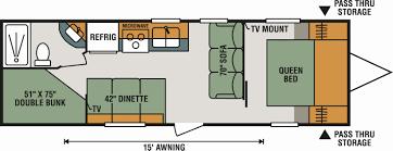 best travel trailer floor plans teardrop trailer floor plans luxury 60 best travel trailers with