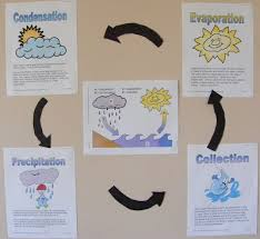 water cycle science experiments pinterest cycling water and