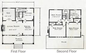 1930s Bungalow Floor Plans Building A Shed Dormer Roof Nolaya