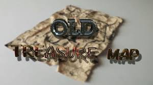 Old Treasure Map How To Make A Old Treasure Map Handmade Old Treasure Map Youtube