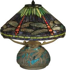 Tiffany Table Lamps Dale Tiffany Lamps It U0027s All In The Colors Warisan Lighting
