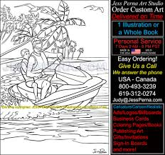 hire a freelance coloring book illustrator tropical drawings