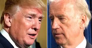 Joe Biden Memes - donald trump joe biden feud sparks savage meme ridiculing the pair