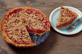 the easiest peach raspberry pie with press in crust recipe