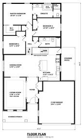 cottage floor plans canada house bungalow plans canada simple small floor two bedroom unique