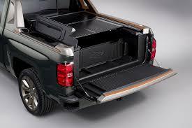 Chevy Silverado Truck Accessories - chevy silverado high desert concept sema 2014 gm authority
