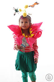 Sunflower Halloween Costume Preschool Gold Jellybean