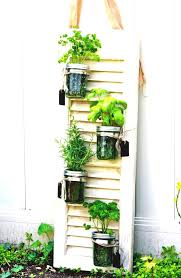 diy herb garden vertical herb homelk com