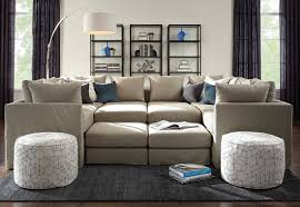 Mitchell Gold Sectional Sofa Of Style Thisiskc