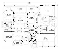 house plans with butlers pantry luxury home with 6 bdrms 6679 sq ft floor plan 107 1207