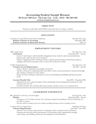 Employment History Resume Job Resume With No Experience High Work Within Templates