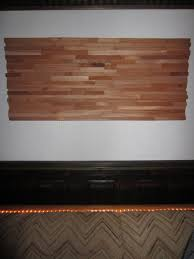 modern wood wall covering with simple wooden covering of cheap