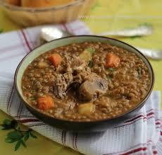 lentille cuisine 3dess soupe de lentilles à l algérienne la cuisine de mes racines