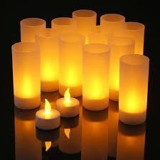 led candle lights led candles tealights ebay