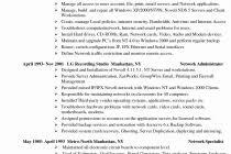 Printer Resume New Senior Network Engineer Cover Letter Resume Sample