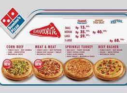 domino pizza ukuran large berapa slice daftar menu dan harga pizza domino delivery 2018 harga menu
