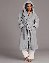 dressing gown womens dressing gown luxury silk towelling dressing gowns m s