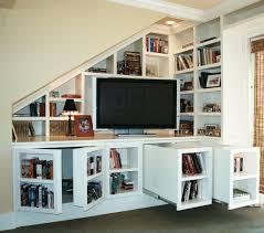 Bookshelf Entertainment Center Bookcase Media Center Entertainment Center With Hidden Storage