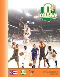 ohsaa boys basketball information