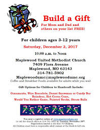 gift register build a gift register here maplewood umc