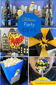 batman party ideas batman party ideas s party plan it
