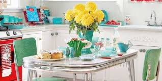 Decoration Ideas For Kitchen 11 Retro Diner Decor Ideas For Your Kitchen Vintage Kitchen Decor