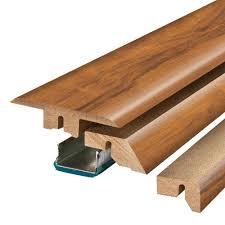 Laminate Flooring Doorway Transition Pergo Laminate Molding U0026 Trim Laminate Flooring The Home Depot