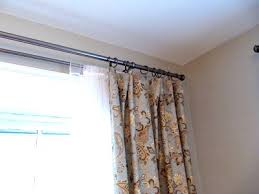 Hanging Drapes From Ceiling Sew Many Ways How To Make Lined Drapes Picture Tutorial