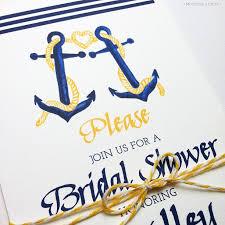 nautical bridal shower invitations cloveranddot wp content uploads 2017 04 nautic