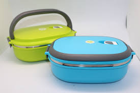 new fashion korean lunch box stainless steel food containers