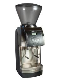 Commercial Grade Coffee Grinder Vario With Steel Burr Set Installed Baratza