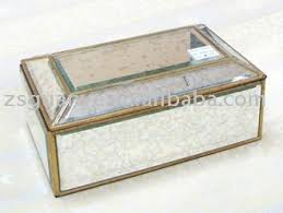 jewelry box photo frame antique mirror gold frame finished jewelry box view decorative