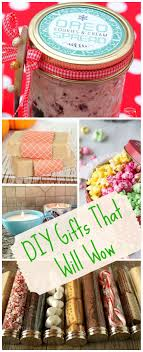 16 diy gifts with the wow factor diy