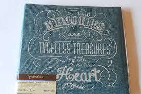 recollections photo album recollections blue scrapbook album 12 x 12 memories