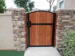 modern wooden gates home depot kimberly porch and garden ideas