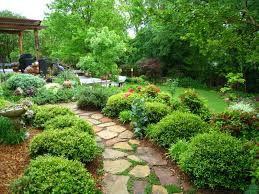 Landscaped Backyard Ideas by Backyard Idea Landscaping Garden Design Gardening Pinterest