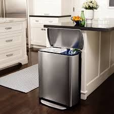 interior design inspiring modern trash bin design ideas with cozy