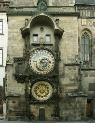 Big Tower Tiny Square by Old Town Square Staroměstské Náměstí Prague Eu